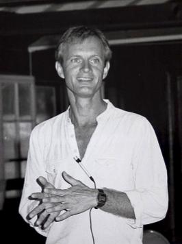Dale Borglum in 1980