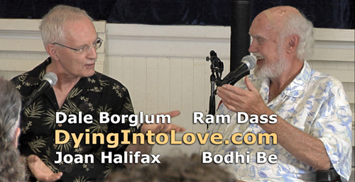 Dale Borglum and Ram Dass