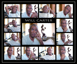Will Carter collage